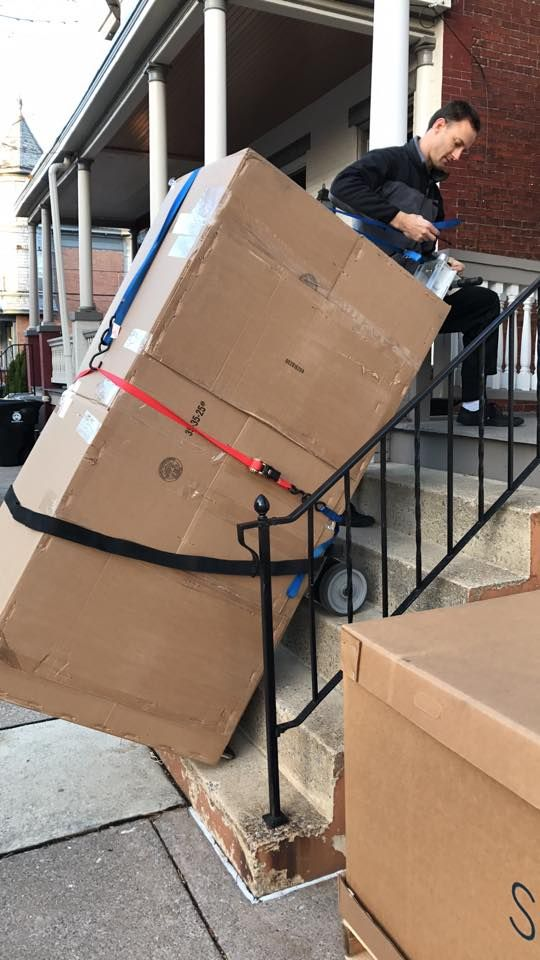 How To Move Heavy Objects Upstairs Moving Furniture Moving