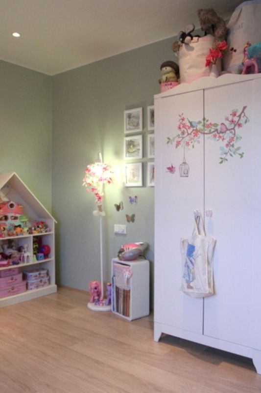 Nice And Gentle Bedroom For A Six Year Old Kidsomania