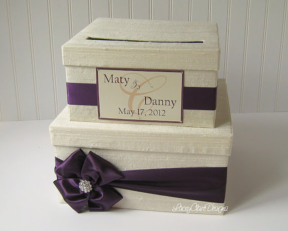17 Best images about Wedding card boxes – Wedding Box Card Holder
