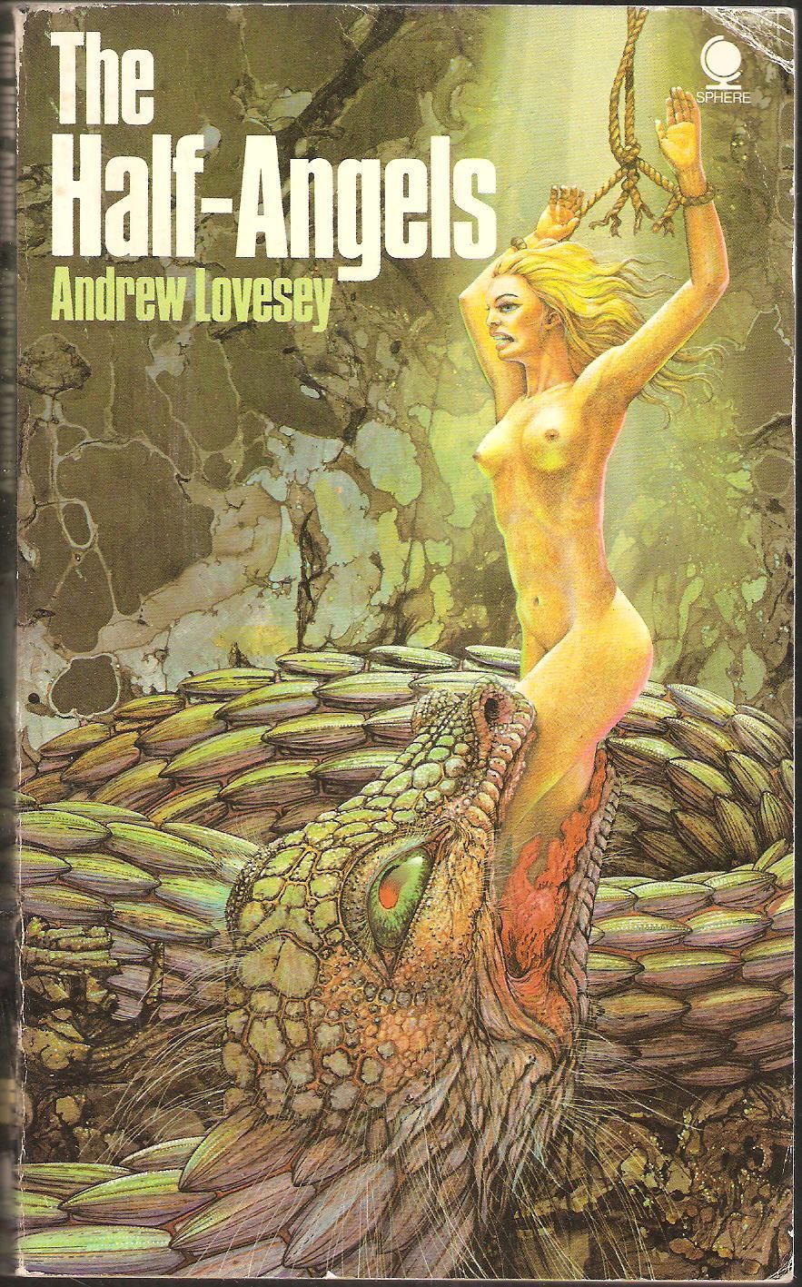 Andrew Lovesey. The Half-Angels.