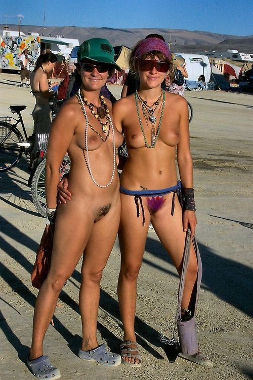Tumblr naked at burning man girls
