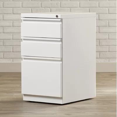 Premo 3 Drawer Mobile Vertical Filing Cabinet Mobile File Cabinet Filing Cabinet Mobile Pedestal