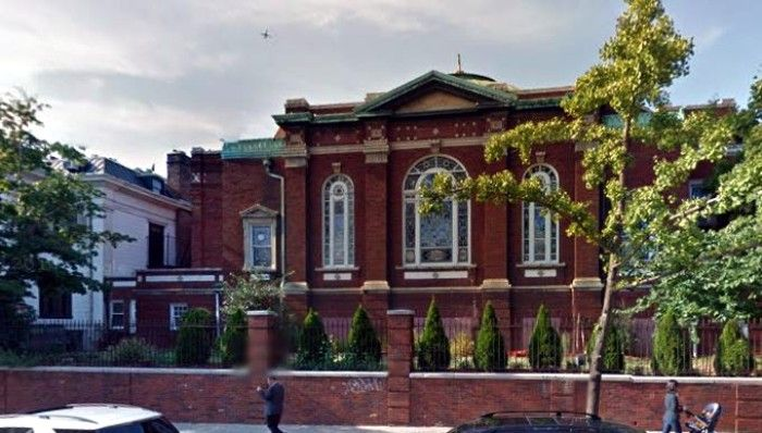 Queenswalk The Free Synagogue Of Flushing Ny Queens News Newslocker Synagogue Flushing House Styles