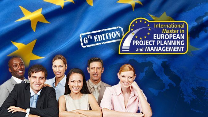 International Master in European Project Planning and Management, 6 th Edition  http://feedproxy.google.com/~r/scambieuropei1/~3/0SGti5ubASM/