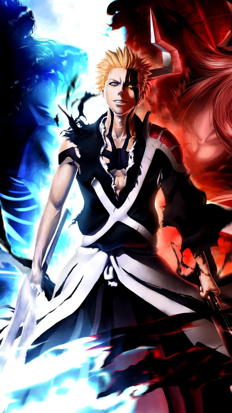 Bleach Wallpaper 4k Iphone Trick Bleach Manga Bleach Anime Bleach