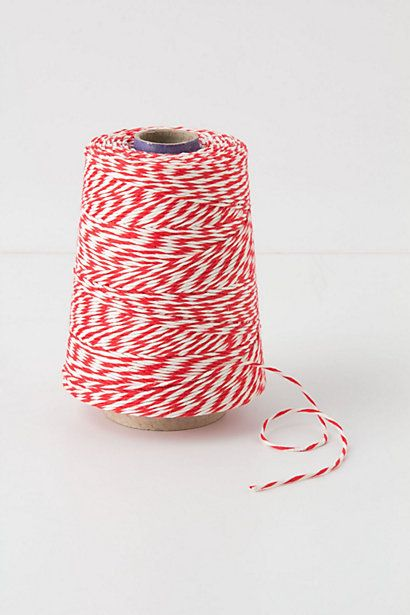 Bakers' Twine - Anthropologie.com