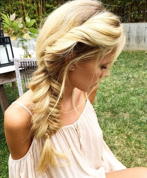 38 Perfectly Imperfect Messy Hairstyles for All Lengths   Braids ...