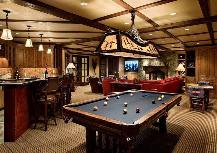 59 Cool Man Cave Ideas + Best DIY Man Room Decor (2019 Guide) #garagemancaves