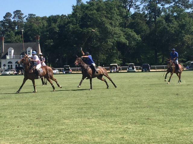 Polo Making A Comeback In Charleston Sc
