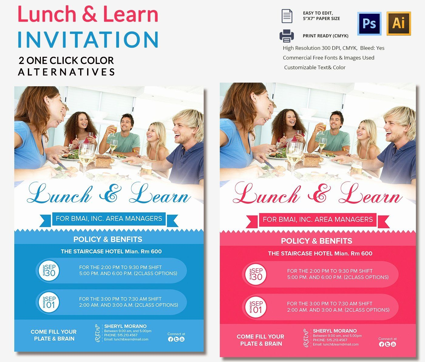 Lunch And Learn Invite Template Lovely Lunch Invitation Template 25 Free Psd Pdf Documents Lunch Invitation Invitation Template Party Invite Template Lunch and learn invitation template