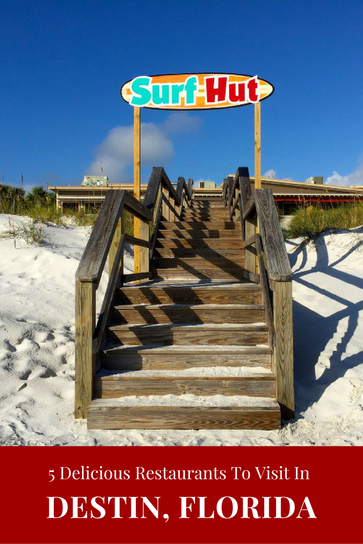 5 Delicious Restaurants To Visit In Destin, Florida (With