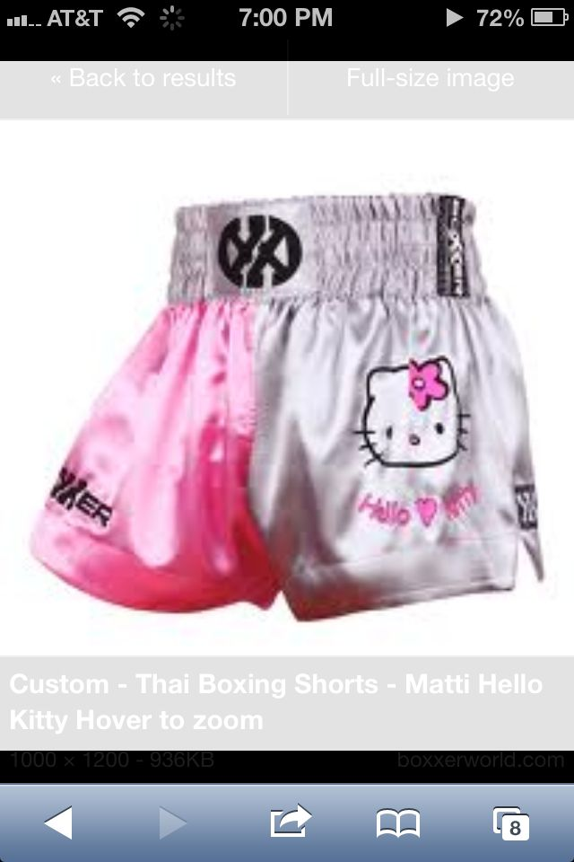 Want these Thai shorts!