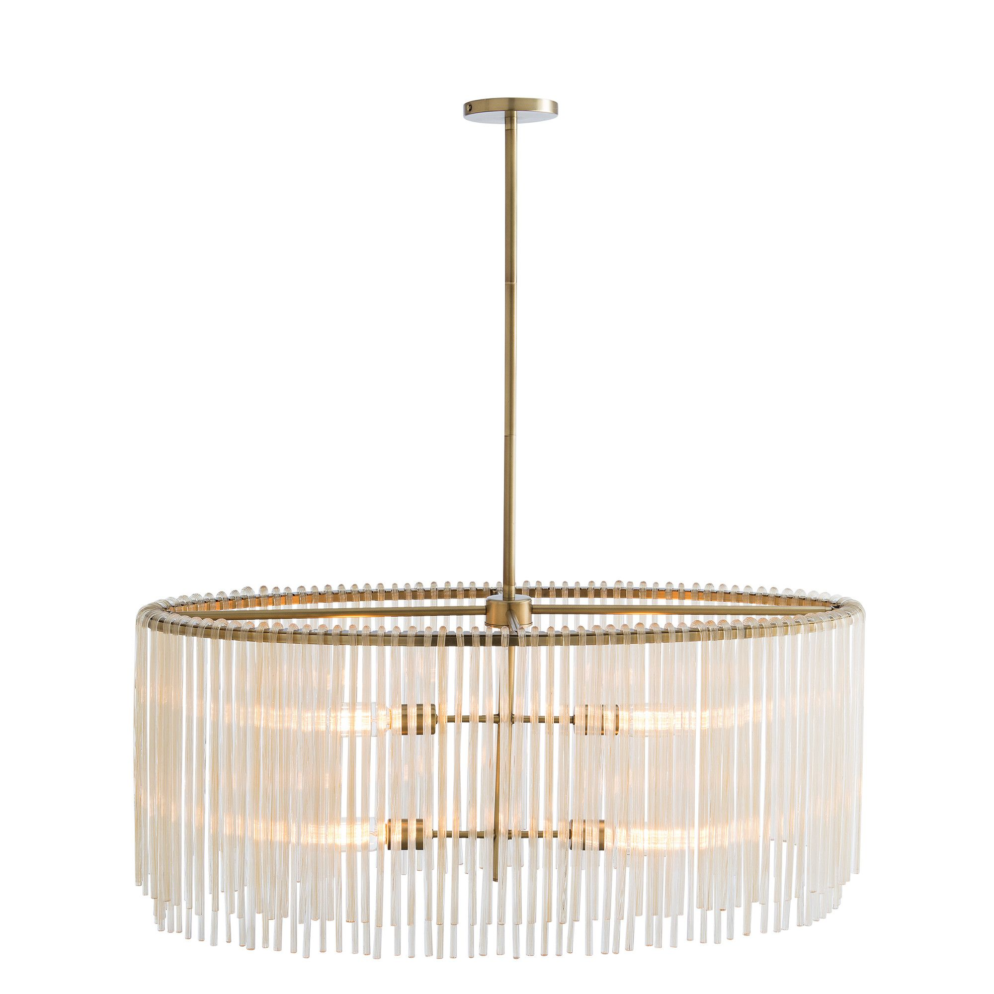 ARTERIORS Home Royalton 4 Light Drum Chandelier