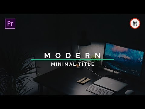 10 Modern And Clean Premiere Pro Title Templates Free Download Mogrt Youtube Premiere Pro Premiere Pro Tutorials Templates Free Download