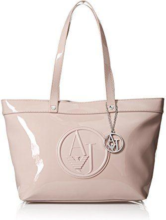 Armani Jeans Eco Patent Tote Bag d0e98c83fa5cd