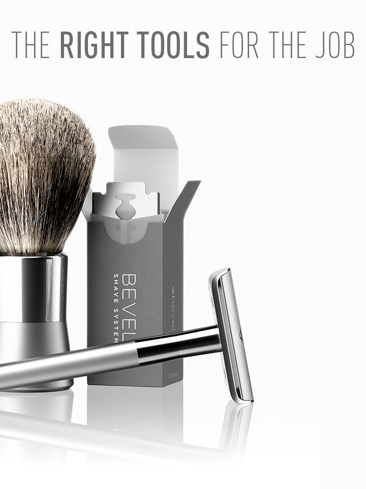 Introducing bevel shave classics the core shaving