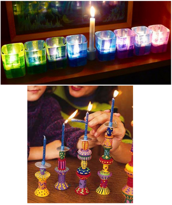 10 DIY Hanukkah Decorating Ideas ~ DIY Newlyweds: DIY Home Decorating Ideas & Projects