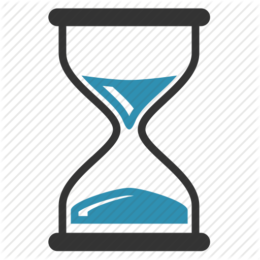 Time Loading Sand Watch Minute Hourglass Icon Download On Iconfinder Time Icon Icon Hourglass