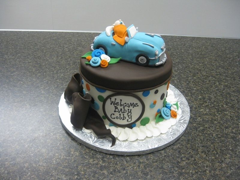 Transportation Cakes Baby Shower Ideas Pinterest Transportation