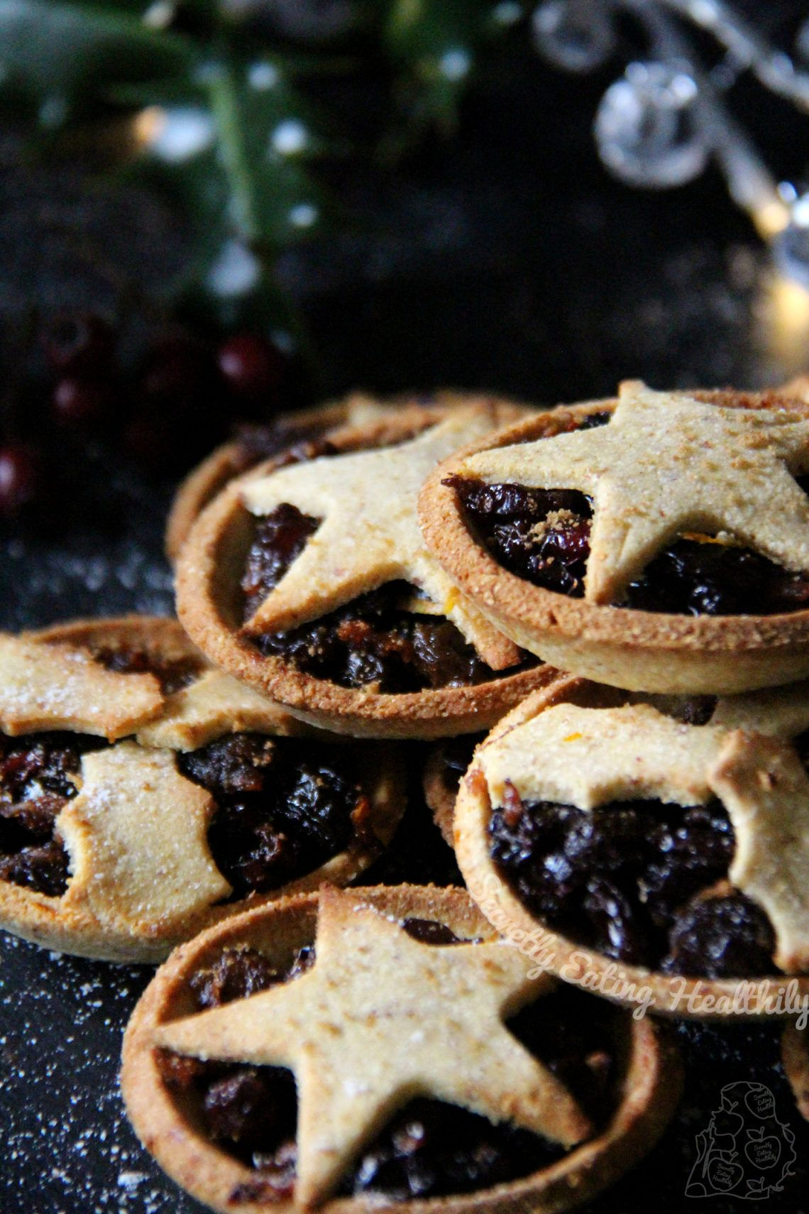 Healthy, low carb christmas mince pies | Recipe | Mince ...