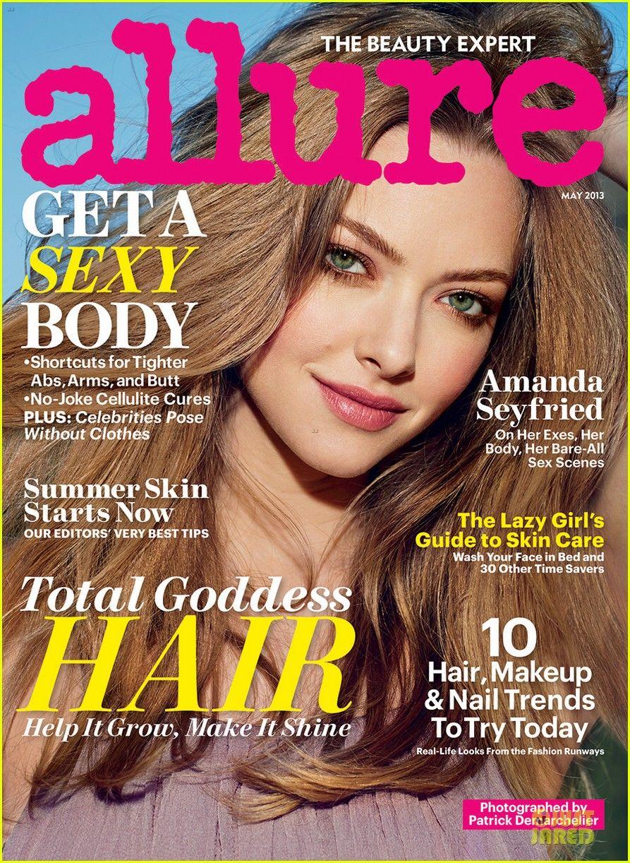Amanda Seyfried Top Nude pin on magazines