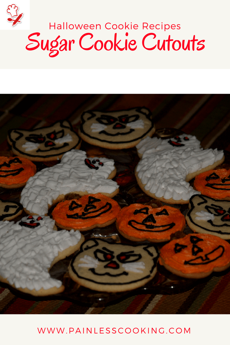 how to make halloween cookie recipes   halloween cookie recipes