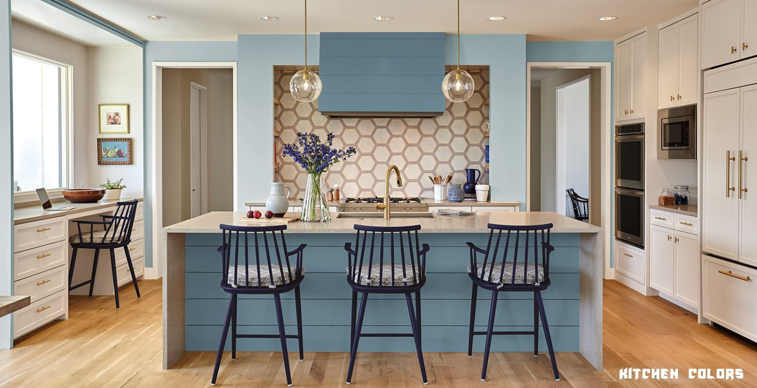11 Kitchen Colors in 2020 Best kitchen colors, Yellow