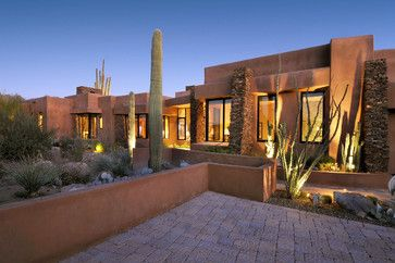 Southwest Contemporary 645 Architecture Contemporary Style