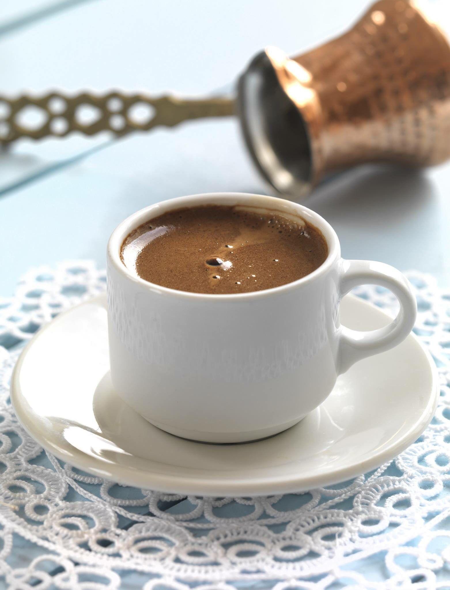 Ελληνικός καφές... The aroma of the Greek coffee