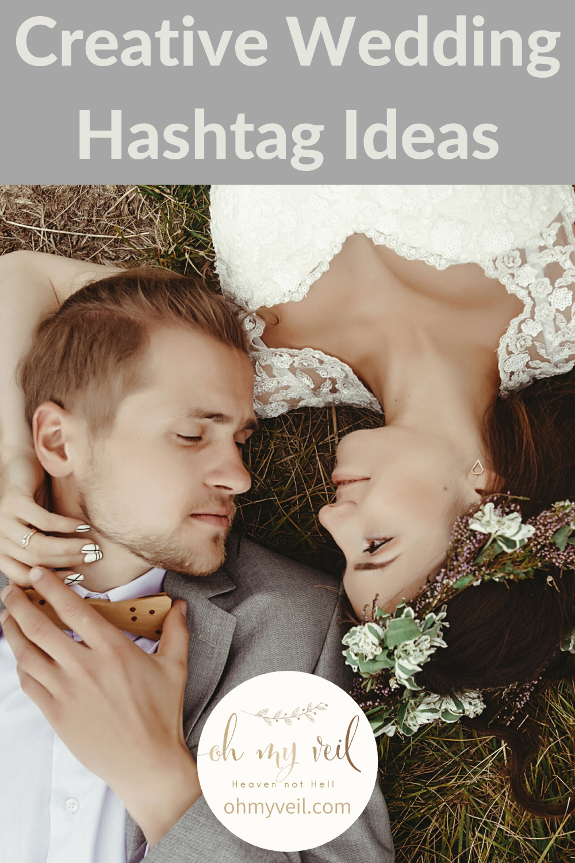 Wedding Hashtag Ideas, Sign, Cute Trending Now