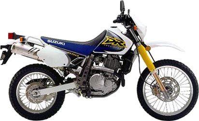 1999 Suzuki Dr650se