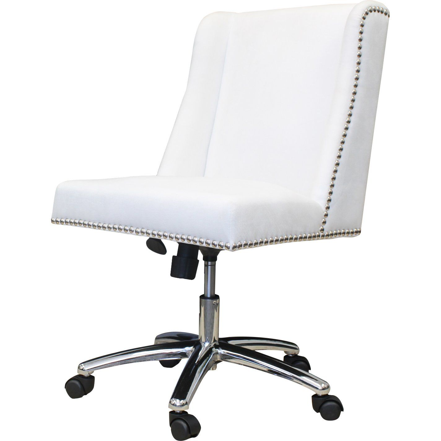 without org cushion desk chairs arms vanillawalk swivel chair