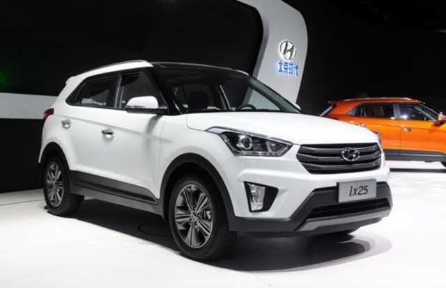 2018 Hyundai Ix25 Release Date And Price