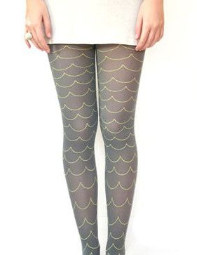 Wave tights