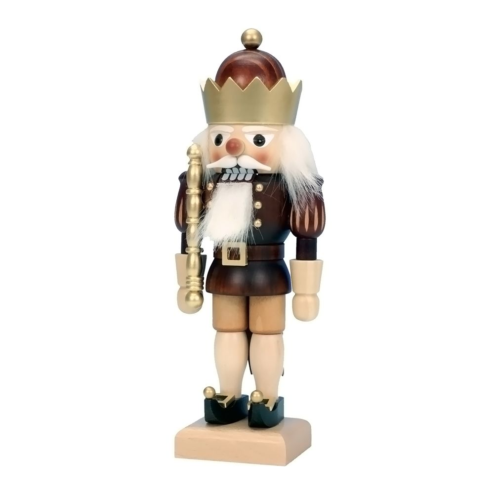 "nice Christian Ulbricht Nutcracker - King-1Christian Ulbricht Nutcracker - King - 10.5""""H X 4""""W X 3""""D Check more at http://christmasshortstory.com/product/christian-ulbricht-nutcracker-king-1/"