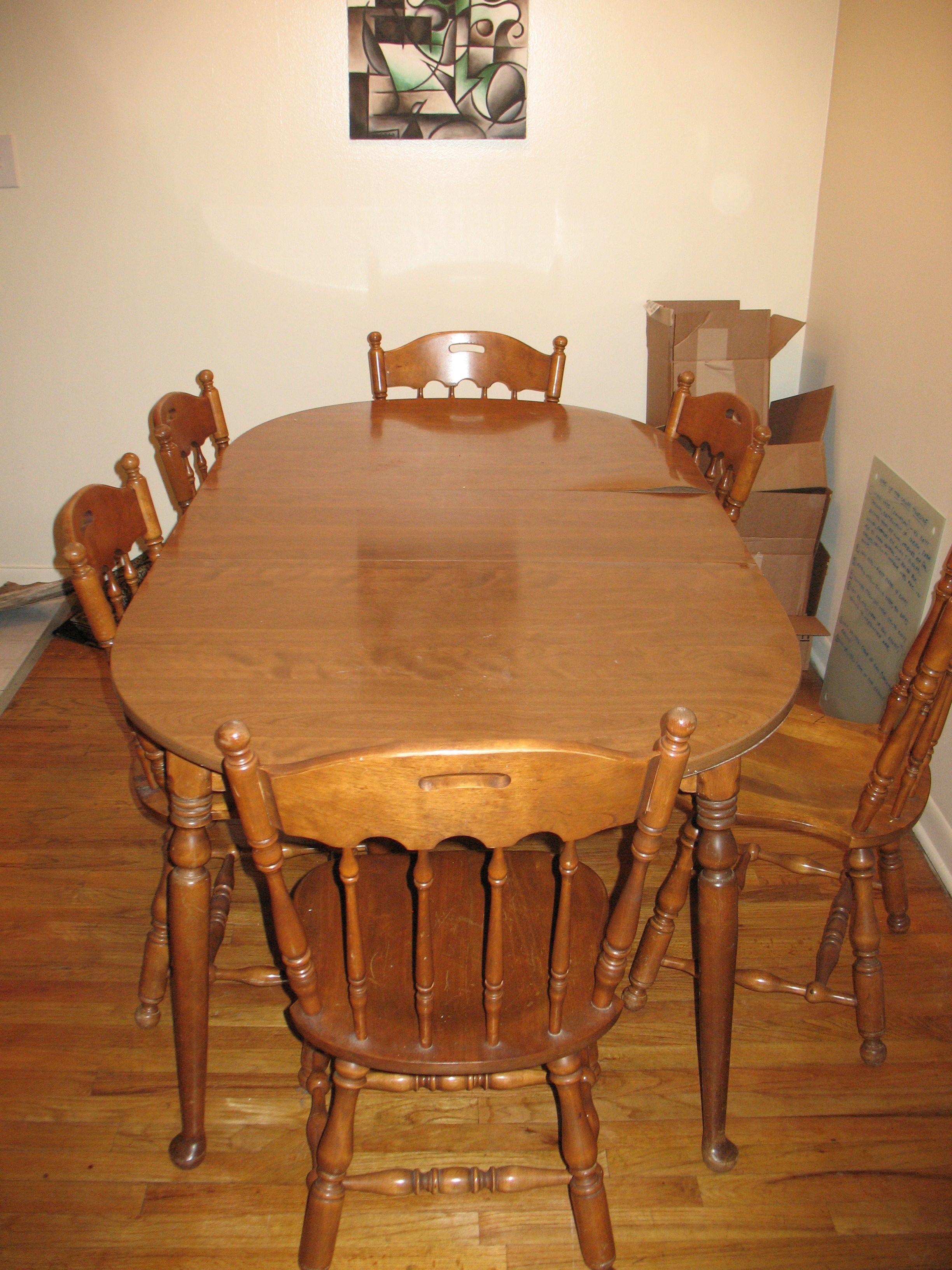 Ethan Allen Early American Dining Room Furnitureeuskal Furniture