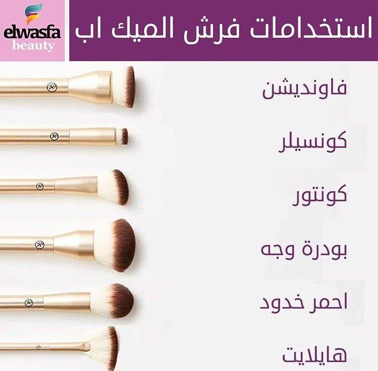 استخدامات فرش الميكب Bbb 5 Dry Skin Makeup Beauty Makeup Tutorial Makeup Artist Tips