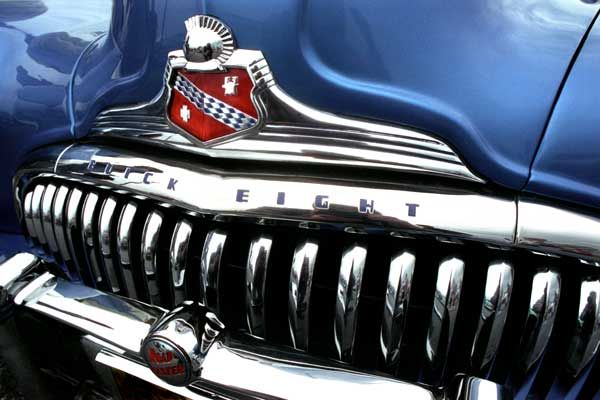 #Buick 8 Gorgeous! #ClassicCar #CoolCars QuirkyRides.com