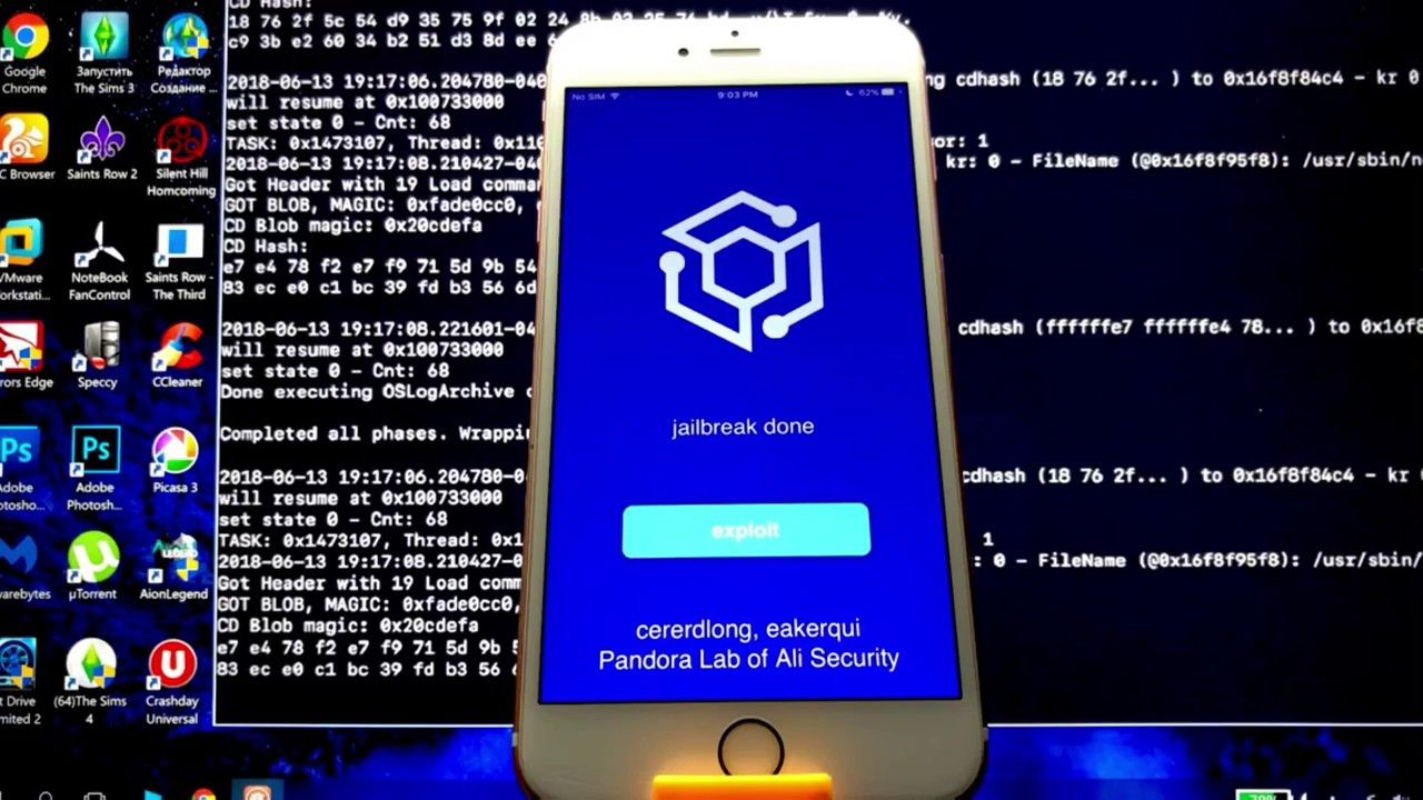 iOS 12 Pandora Jailbreak Released for iOS 12 0 - 11 4 1 - 11 4 Cydia