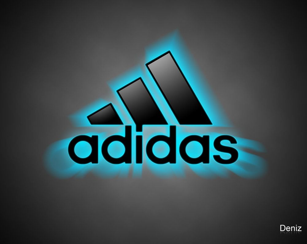 adidas logo 3d wallpaper basketball