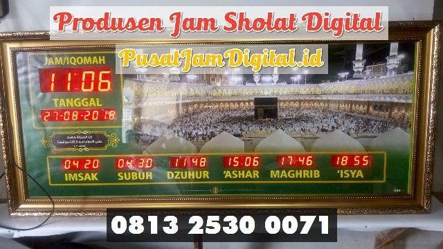 Alarm Sholat Otomatis Di Natuna Wa 0813 2530 0071 Pusat Jadwal