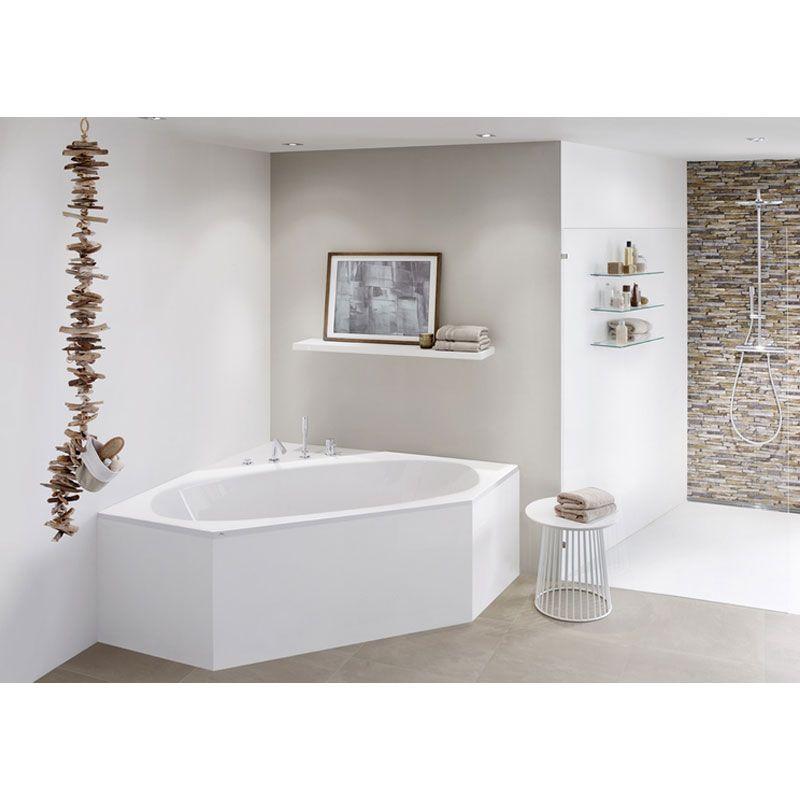 sechseck badewanne energiemakeovernop. Black Bedroom Furniture Sets. Home Design Ideas