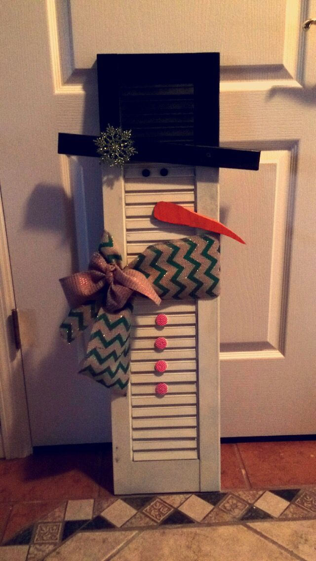 Uses For Old Shutters Repurposed