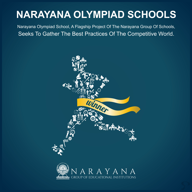 Narayana Olympiad School Narayana Olympiad School Flagship