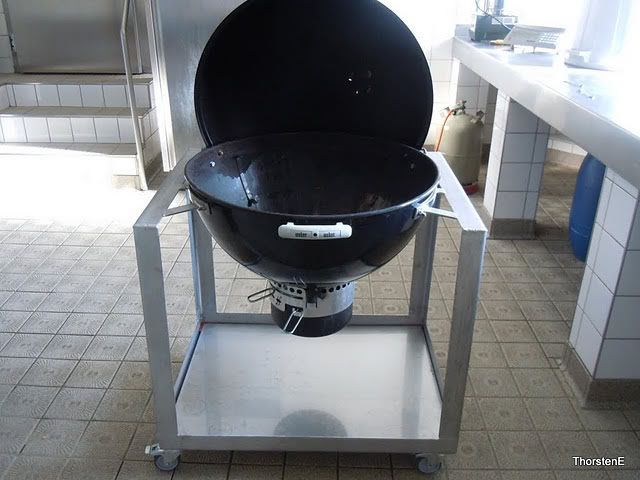 Anyone Know Of A Weber Kettle Table Mod The Bbq Brethren Forums