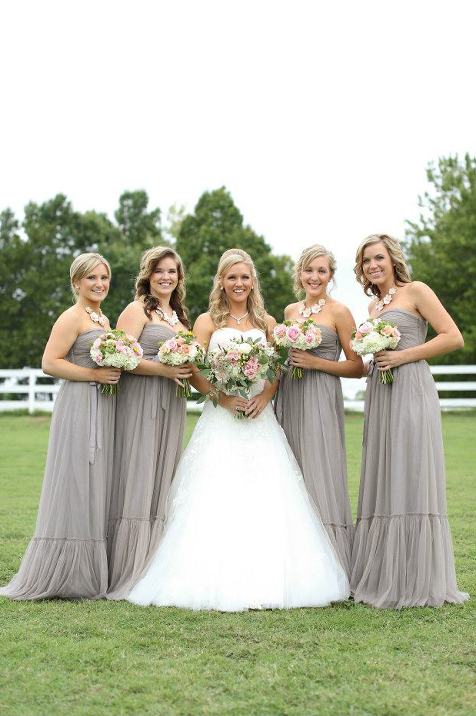 Niceties dress from bhldn bridesmaids dress pinterest grey bhldn french grey bridesmaid dresses love the colors with the same color chevron fabric for accents this would look amazing ombrellifo Gallery