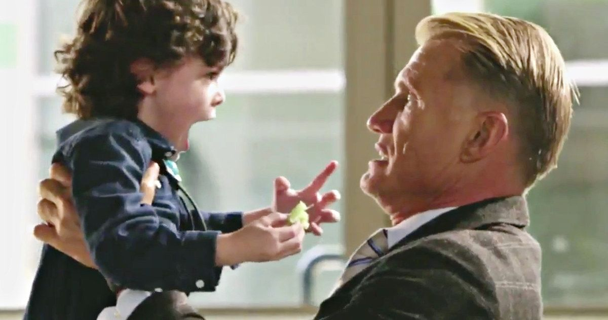 Kindergarten Cop 2 Trailer Brings Dolph Lundgren To The Classroom