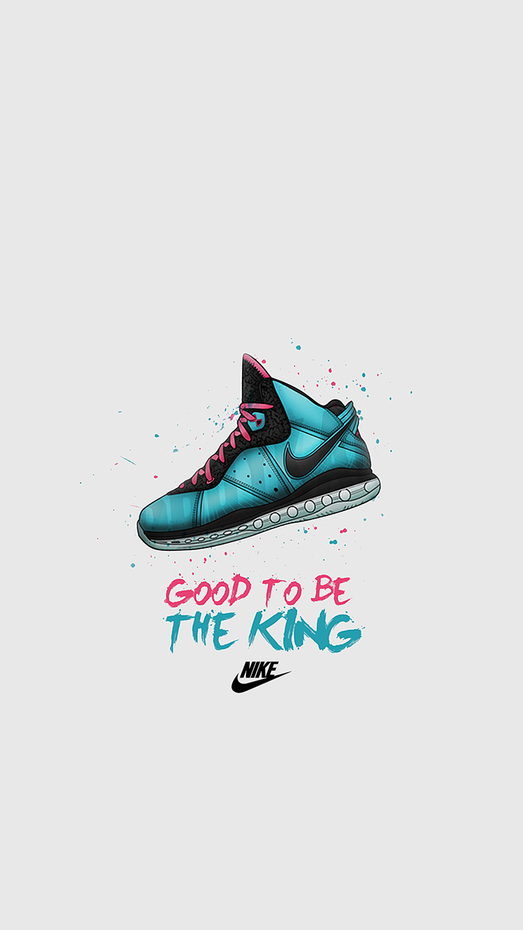 Good King #Nike #wallpaper for #iPhone
