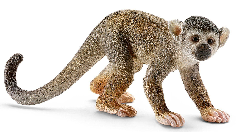 Schleich Squirrel Monkey Amazon Co Uk Toys Games Squirrel Monkey Animal Figures Animals Wild