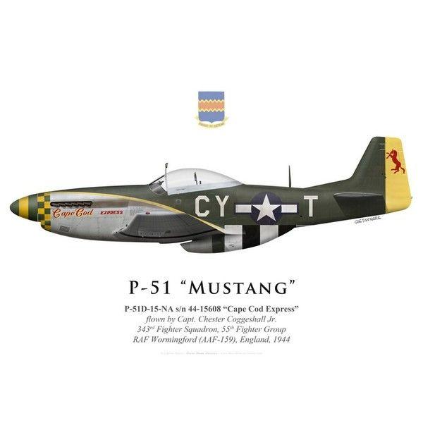 P-51D Mustang \